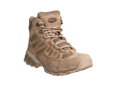 Mil-Tec Squad Boots Coyote Взуття тактичне EU43