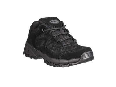 Mil-Tec Squad Shoes Black Взуття тактичне EU45