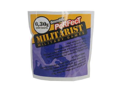 Милитарист шары Perfect 0.30 (2000 шт.)