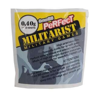 Милитарист шары Perfect 0.40 (2000 шт.)