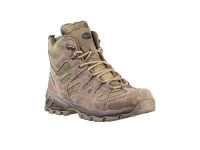 Милтек ботинки TROOPER 5 дюймов A-TACS FG, Mil-Tec Sturm
