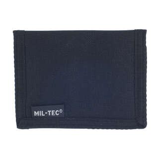 Милтек бумажник черный
