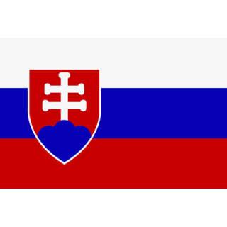 Мілтек прапор Словаччини 90х150см
