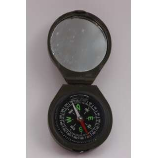 Милтек компас карманный олива