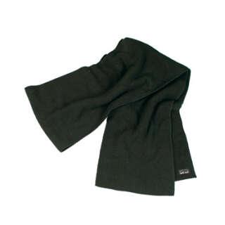 Милтек шарф флис черный