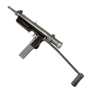 ММГ Пистолет-пулемет Sa.26, Black