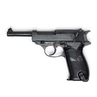 ММГ Пистолет WALTHER P38, Black