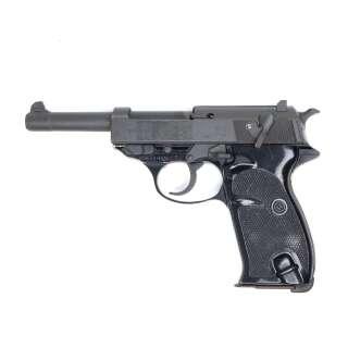 ММГ Пистолет WALTHER Р1/Р38, Black