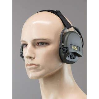 MSA наушники активные Supreme Pro-X (neckband ver.)