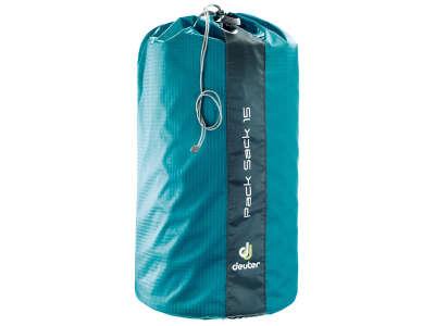 Мішок-Чохол Deuter Pack Sack 15 колір 3026 petrol (3940916 3026)