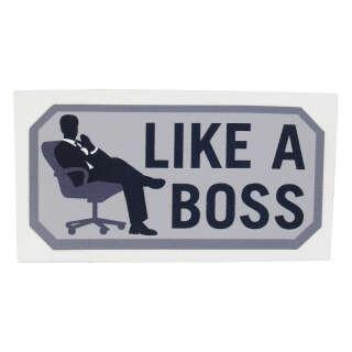 MSM Like A Boss Decal SWAT