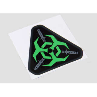 MSM Outbreak Response Decal Green