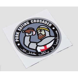 MSM Pork-Crusader Decal SWAT