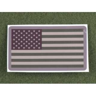 MSM US Flag Decal Multicam