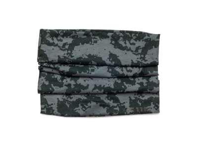 Мультифункциональный головной убор 5.11 Halo Neck Gaiter, Stealth Black, 5.11 ®