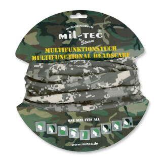 Мультифункциональный головной убор Buff (Бафф), Камуфляж AT-DIGITAL, Sturm Mil-Tec®