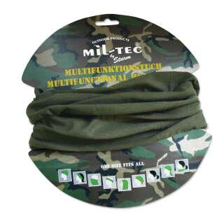 Мультифункціональний головний убір (BUFF) (Olive), Mil-tec