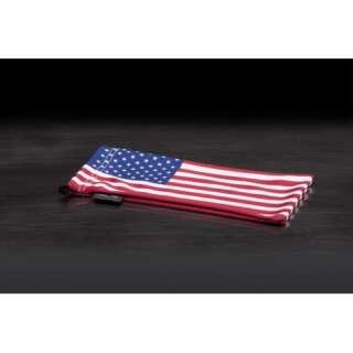 Мягкий чехол для очков ESS Microfiber Flag Bag [999] Multi, ESS®