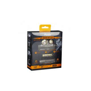 Набiр ліхтар налобний Fenix HM65R+Fenix E01 V2.0