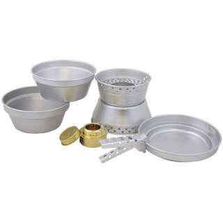 Набір алюмінієвого посуду