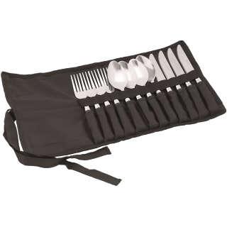 Набор для пикника Easy Camp Family Cutlery Black (580034), Easy Camp (Denmark)