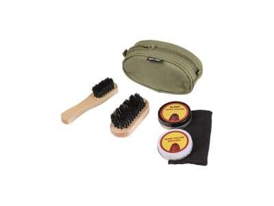 Набір для догляду за взуттям, [999] Multi, Mil-tec