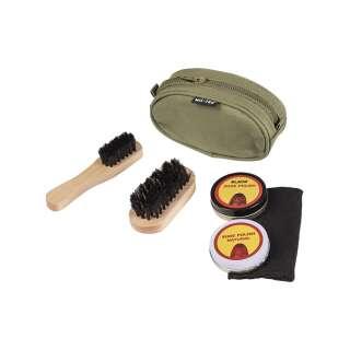Набор для ухода за обувью (Olive), Sturm Mil-Tec®