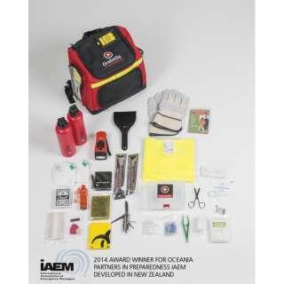 Набір першої допомоги для однієї людини GRAB and GO ™ EMERGENCY KIT, [999] Multi, Sturm Mil-Tec® Reenactment