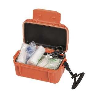 Набір першої допомоги в коробці (аптечка), [1276] Orange, Mil-tec