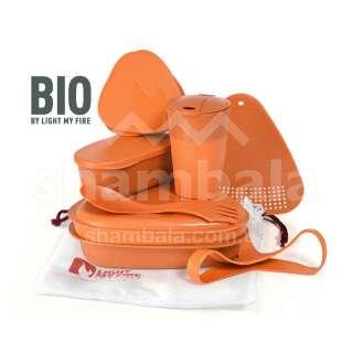 Набір посуду Light My Fire MealKit BIO 8 pcs, Rusty Orange (LMF 2413610310)