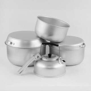 Набор столовый с чайником, [999] Multi, Sturm Mil-Tec®