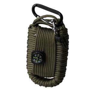 Набор выживания PARACORD SURVIVAL KIT LARGE, [182] Olive, Sturm Mil-Tec® Reenactment