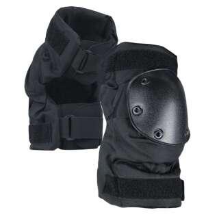 Наколенники трёхсекционные TEESAR®, [019] Black, Sturm Mil-Tec® Reenactment