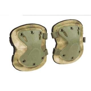 Налокітники тактичні LWE (Lightweight Elbow Pads), [1114] AFG Camo, P1G-Tac