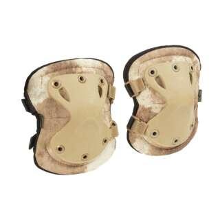 Налокітники тактичні LWE (Lightweight Elbow Pads), [+1128] AT Camo, P1G-Tac