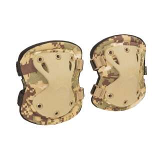 Налокітники тактичні LWE (Lightweight Elbow Pads), [1307] SOCOM camo, P1G-Tac