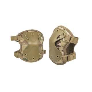 Налокітники Mil-Tec Protect (Multicam), Mil-tec