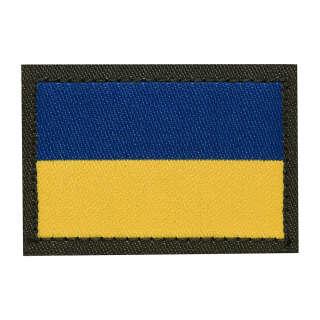 Нарукавний знак Державний Прапор України НГУ (жаккард)