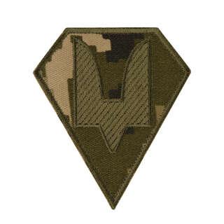 Нарукавний знак Сілі спеціальніх операцій ЗСУ MM14