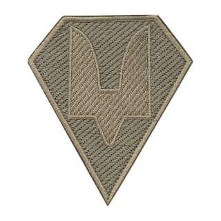 Нарукавний знак Сілі спеціальніх операцій ЗСУ олива