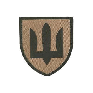 Нарукавный знак Військова служба правопорядку (жаккард)