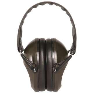 Навушники Mil-Tec стрілецькі, пасивні (Olive), Mil-tec