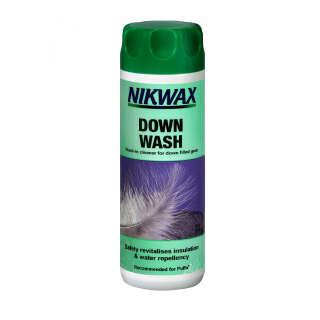 Nikwax Down Wash (средство для стирки пуха) 300ml