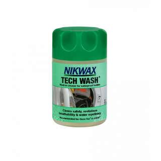 Nikwax Tech Wash (средство для стирки мембран) 150ml