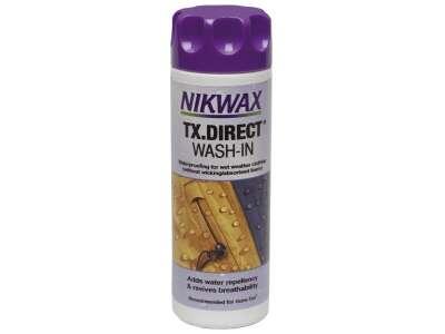Nikwax TX.Direct Wash-In (просочення для мембран) 300мл
