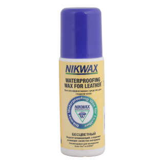 Nikwax Waterproofing Wax for Leather Neutral (губка) 125мл
