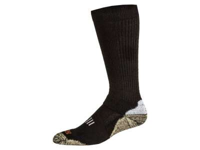 Носки 5.11 MERINO CREW SOCK, Black, 44140