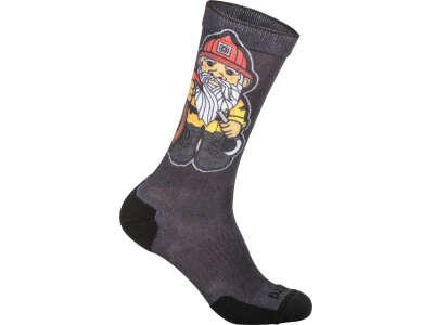 Шкарпетки 5.11 SOCK & AWE CREW FIRE GNOME, 5.11 ®