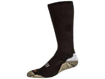 Носки тактические 5.11 Merino OTC Boot Sock, [019] Black, 5.11