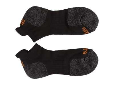 Носки тактические тренировочные 5.11 ABR Training Sock, [019] Black, 5.11
